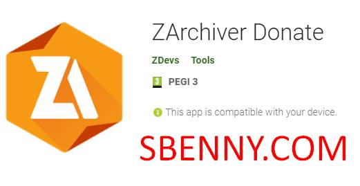 Android archiver apk