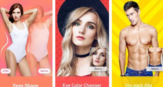 z camera photo editor beauty selfie collage APK ANdroid