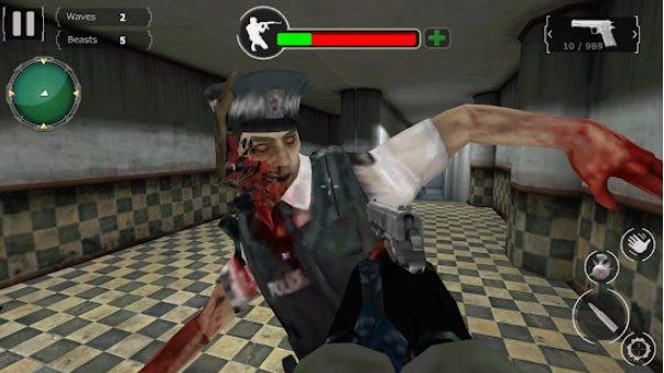 z Krieg Zombie Überleben APK Android
