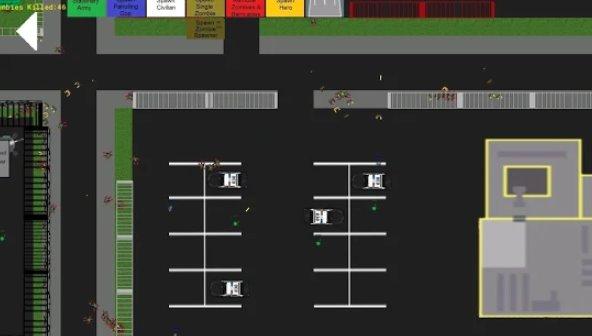 zas zombie apocalypse simulator APK Android