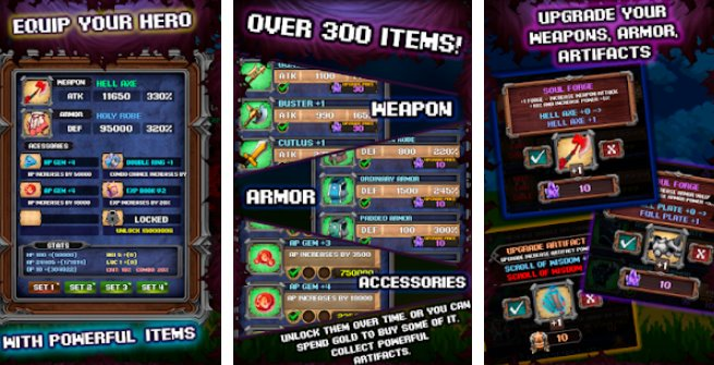 zawia rpg APK Android
