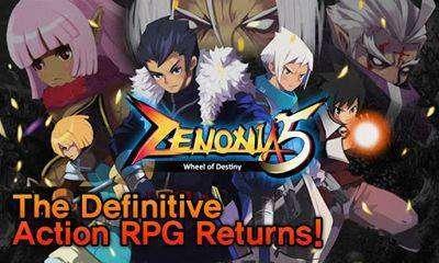 zenonia 5 unlimited everything apk