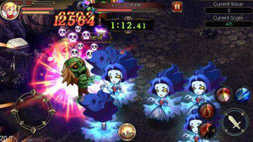 ZENONIA S: Rifts In Time Full APK Android Free Download