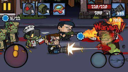 Zombie Age 2 APK MOD Android Game Free Download