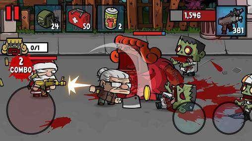 Zombie Alter 3 MOD APK Android Spiel kostenlos heruntergeladen werden