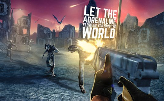 zombie beyond terror fps survival shooting games APK Android
