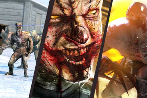zombie call trigger 3d first person shooter game APK Android