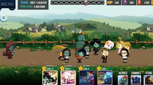 Zombie Corps Idle RPG APK Android