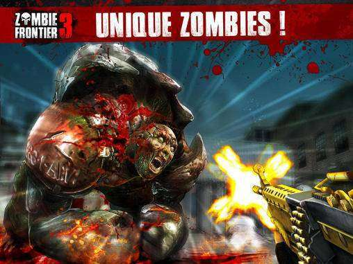 Zombie Frontier 3 MOD APK Android Game Free Download