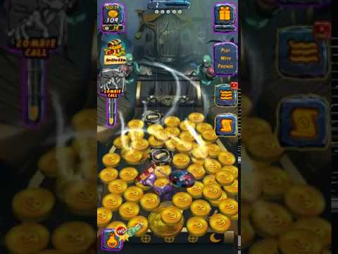 Zombie Ghosts Coin Party Dozer MOD APK for Android Free Download