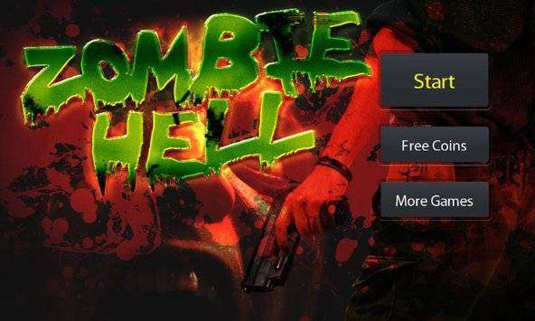 Zombie Hell - FPS juego Zombie