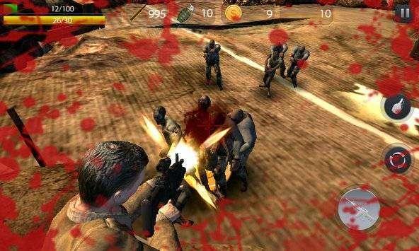 Zombie Hell - FPS zombi juego MOD APK Android Descargar gratis