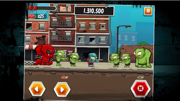 Zombie-Infektion APK Android