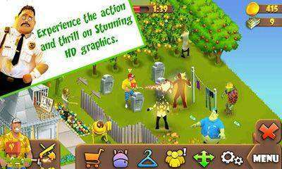 Zombie Lane MOD APK Android Game Free Download