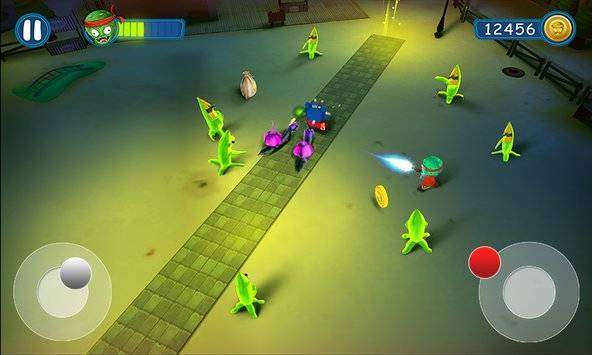 Zombie Little MOD APK Android Free Download