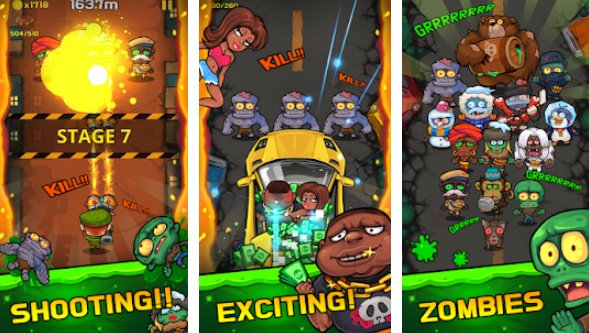 zombie masters vip ultime jeu d'action APK Android