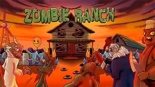 batalla zombie rancho con el zombie