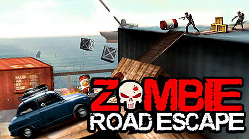 zombie road escape smash all the zombies on road