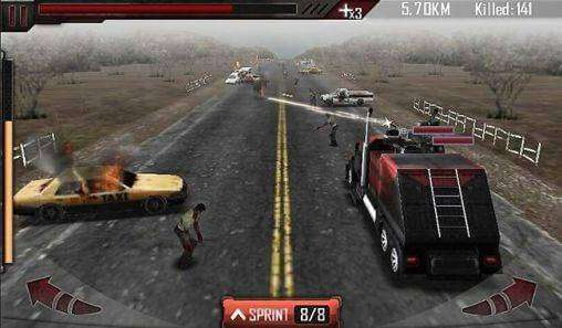 Zombie Roadkill 3D Free Download Android Game