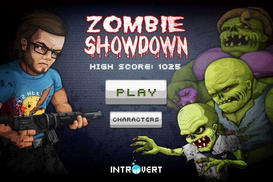 enfrentamiento zombi
