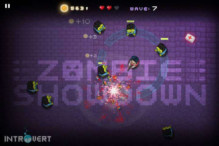 Zombie Showdown APK + MOD Android Free Download