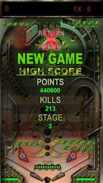 Zombie Smash Pinball Full APK Android