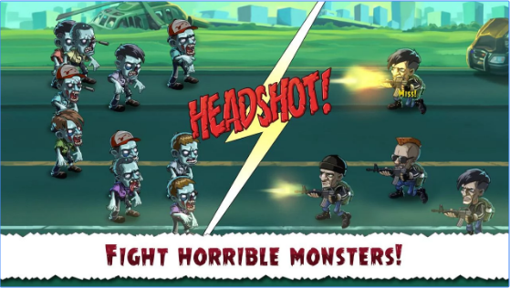 zombie town story APK Android