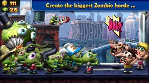Zombie tsunami mod apk unlimited coins and diamonds