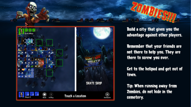 zombies board game APK Android