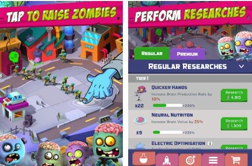 zombies inc ikkliker idle APK Android
