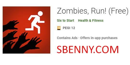 zombies run ħielsa