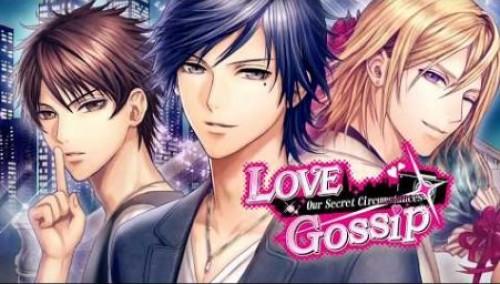 Jogos de romance visual Inglês: Love Gossip + MOD