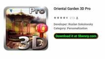 Jardin Oriental 3D Pro