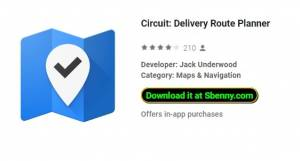 Circuit: Delivery Route Planner + MOD