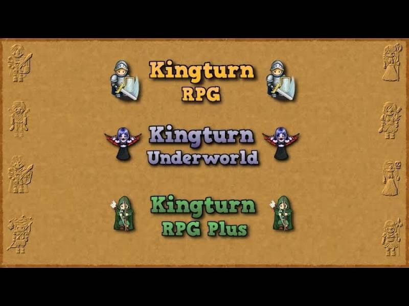 Kingturn RPG + MOD