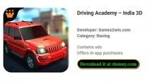 Driving Academy – India 3D + MOD