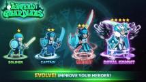 Gardiens de légende: Epic Heroes Fighting Action RPG