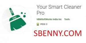 Ваш Smart Cleaner Pro
