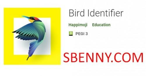 Идентификатор птицы