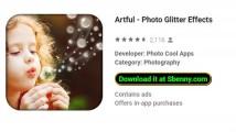 Artful - Эффекты блеска фото + MOD