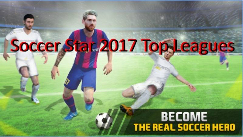 Soccer Star 2018 Top Лиги + MOD