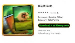 Questkarten + MOD