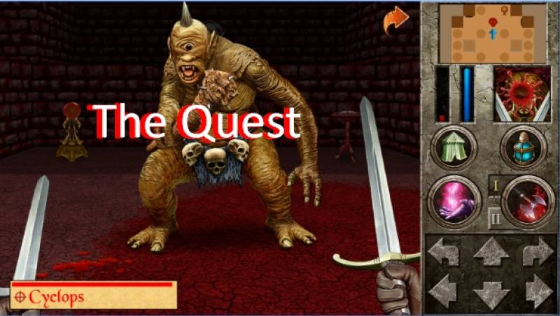 The Quest + MOD