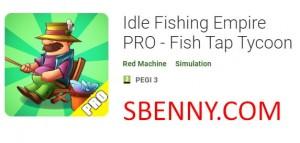 Idle Fishing Empire PRO - Fish Tap Tycoon