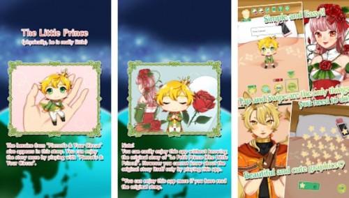 یک دختر و شاهزاده کوچک + MOD