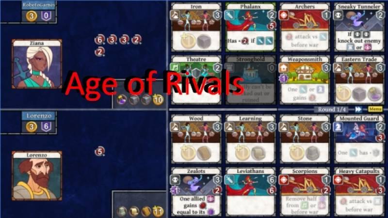 Età dei Rivali