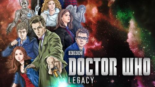 Doctor Who: Legacy + MOD