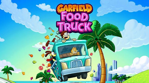 Garfield Food Truck + MOD