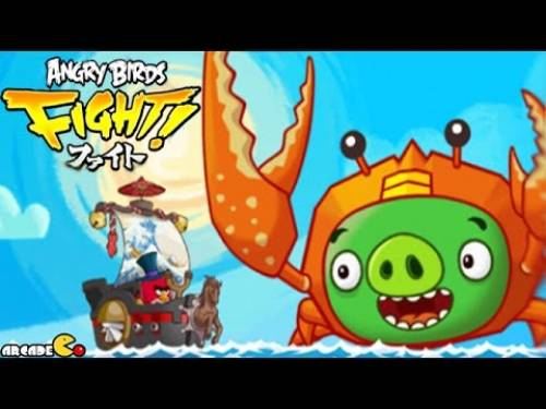 Angry Birds Fight! RPG Puzzle + MOD