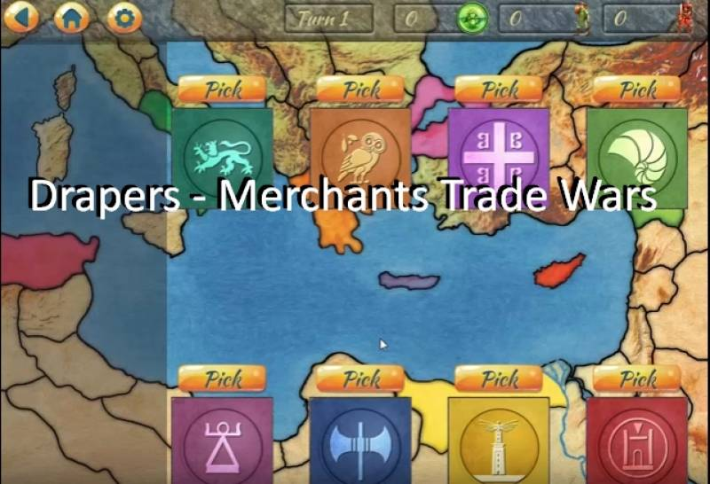 Drapers - Marchands Trade Wars